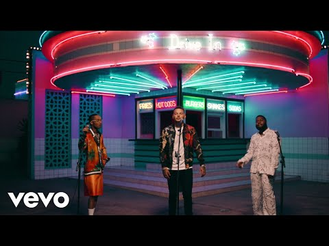 Kane Brown, Swae Lee, Khalid – Be Like That (From The Late Show with Stephen Colbert)