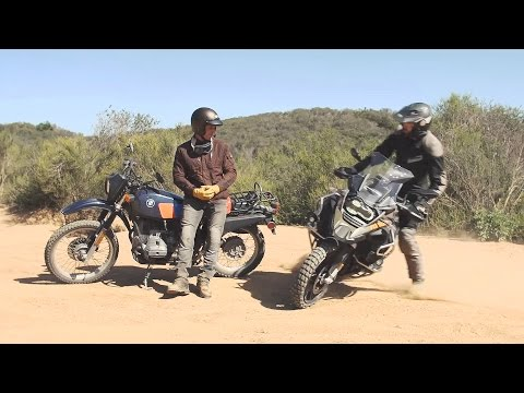 BMW R80 G/S vs. R1200GS: Riding the Original ADV | ON TWO WH