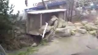Авария в Сочи Мамайский перевал