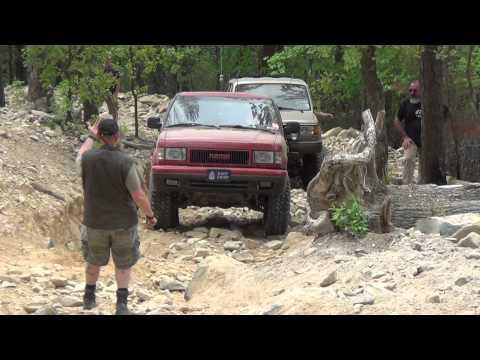 Uwharrie Daniel Trooper RS2