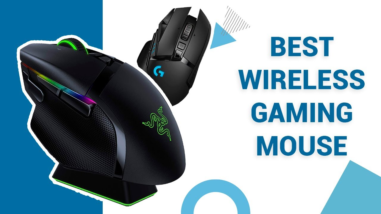 Top 7 Best Wireless Gaming Mouse Youtube