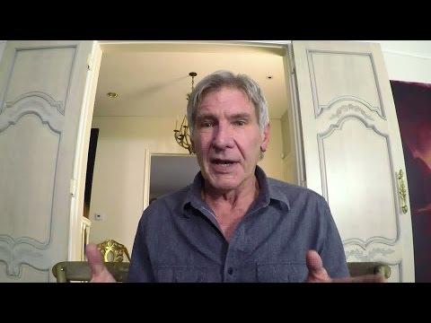 Star Wars : Le Réveil de la Force + Harrison Ford + Omaze