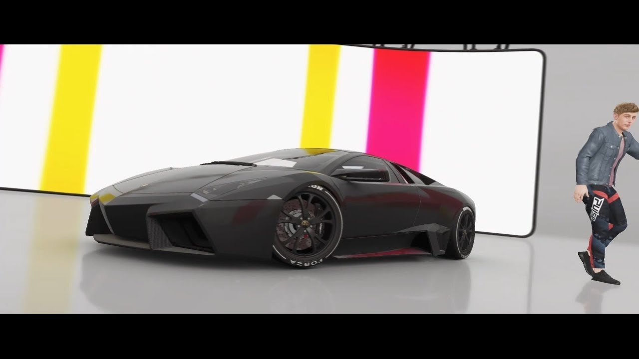 Fh4 2008 Lamborghini Reventon Fe Awd S2 Tuning On The Straights Na