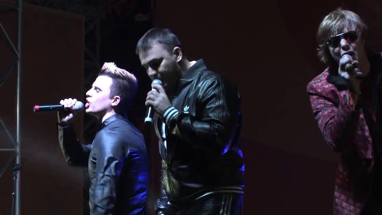 Видео запись концерта иванушек