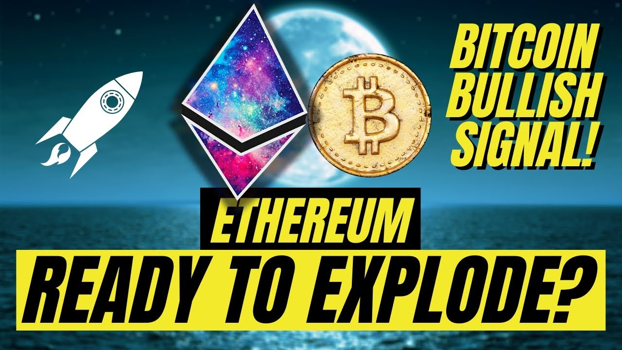 ETH Price About To EXPLODE?! Ethereum Price Prediction | Huge Bitcoin Bullish Signal?
