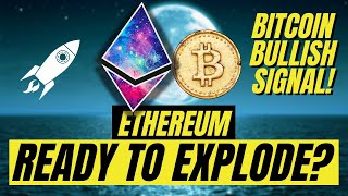 ETH Price About To EXPLODE?! Ethereum Price Prediction   Huge Bitcoin Bullish Signal?