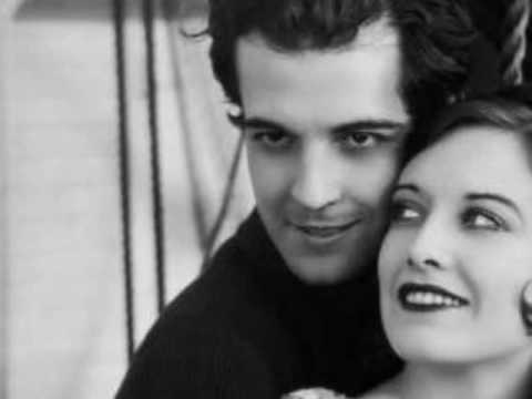 "Ramon Novarro sings ""The Night Is Young"""