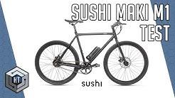 Sushi E-Bike im Test: Das taugt das stylishe Pedelec für 999 Euro