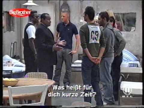 Joseph, Jermaine und Taj Jackson zu Besuch bei Big Brother 2005_1/2