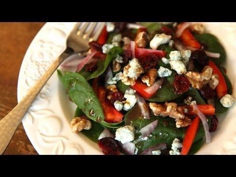 How to Make Balsamic Salad Dressing - Homemade Salad Dressing Recipe ...