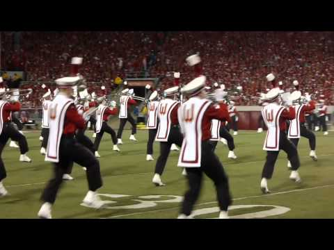 University of Wisconsin Marching Band - High Quality