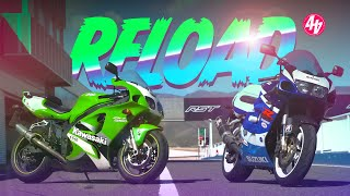 Budget Bike Battle Reload | SRAD + ZX-7R