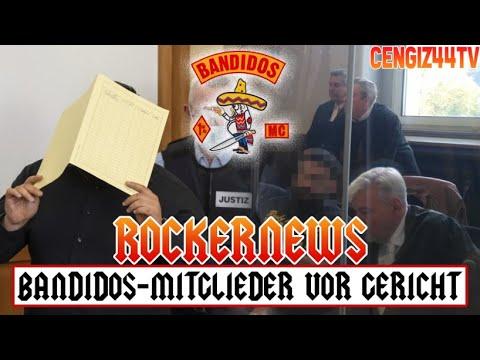 Cengiz44TV   RockerNews   Die Gründer des Bandidos MC Deutschland vor dem Landgericht Hagen