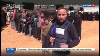 Сирийцы убеждаются Россия пришла не завоевывать, а помогатьТРЕШ ТВ  НОВОСТИ, ПОЛИТИКА, ВОЙНЫ 208