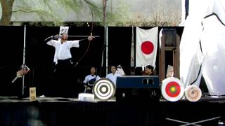 Kyudo (Japanese Archery) by Arizona Kyudo Kai & University of Arizona Kyudo Club