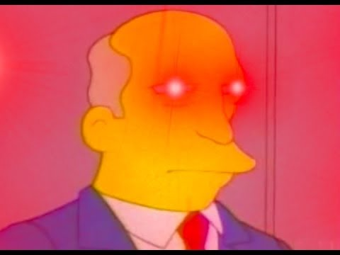 steamed hams but im screaming the dialog (screamed hams)