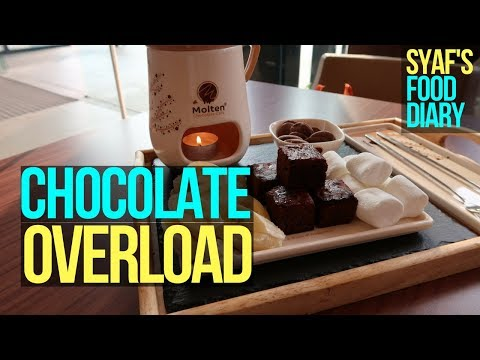 Molten Chocolate Cafe, Melawati Mall | SYAF'S FOOD DIARY 10
