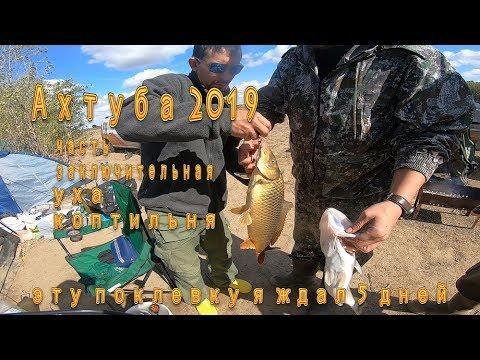Рыбалка на Ахтубе 2019. Харабали. Часть заключительная. 4-я