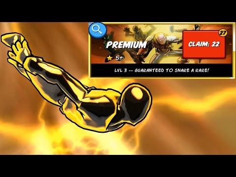 Spider-Man Unlimited - Premium Pack Opening! Lots!