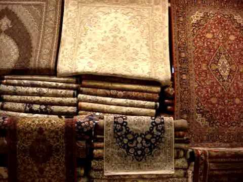 Dubai Persian Carpet Shops Sheba Iranian Carpets