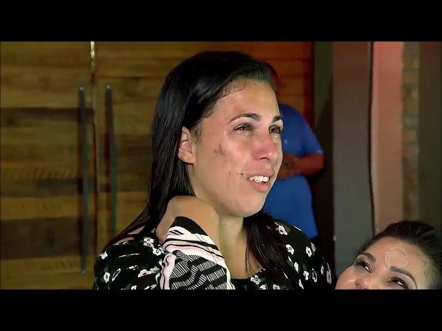 """Rodrigo Faro surpreende mulher que ajudou """"noiva em apuros"""""""