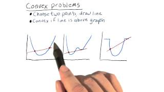 Convex problems