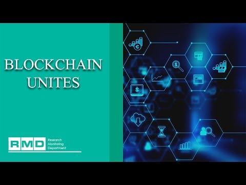 BTOKEN BANK | BTB | R&M DEPARTMENT - Блокчейн объединяет компании
