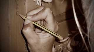 Pintura Decorativa En Una Cómoda / Decorative Painting In A Chest Of Drawers