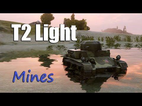 T2 Light Tank - Goldfinger