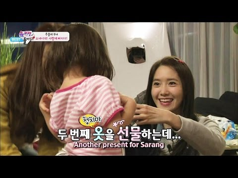 The Return of Superman - Girls' Generation Fell in Love (2014.04.23)