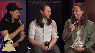 Incubus & Skrillex: How the Collab Came About & Skrillex's Unique Approach to 8 | Recording Academy
