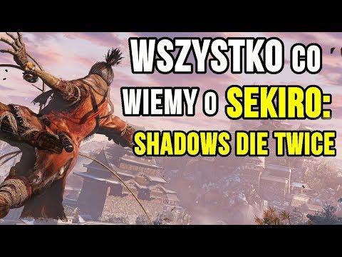 WSZYSTKO co wiemy o Sekiro: Shadows Die Twice