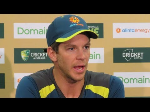 Watch: Tim Paine's full post-match press conference | 4th Test | Australia vs India