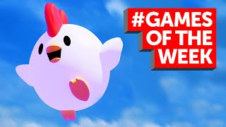 5 BEST MOBILE GAMES OF THE WEEK   IOS, Android - 29th May 2020