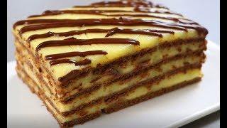 Самый Дешевый Торт Без Выпечки Мягкий нежный и очень вкусный