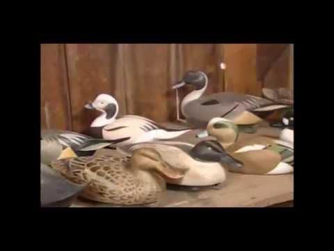 Duck Decoy Carving