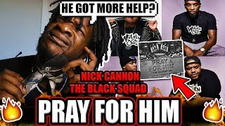 Nick Cannon - Pray For Him - (Eminem Diss) The Invitation (Official Audio) REACTION
