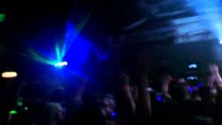 MK drops Reverse Skydiving (Shadow Child Remix) @ The Sugarmill 26/5/13