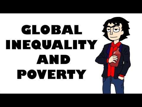 How peoples estimation of inequalty and poverty is wrong