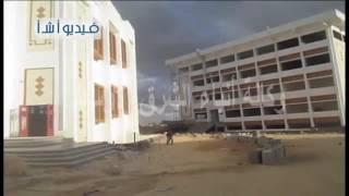 بالفيديو مخطط عام لجامعة العريش يضم كليات ومنشآت الجامعة على مساحة 90 فدانا بالعريش