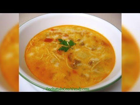 Disfruta de una rica sopa criolla. (Video: YouTube)