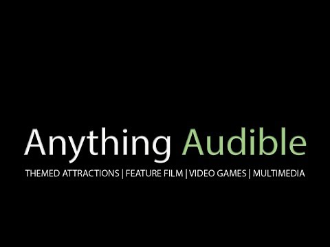 Anything Audible Sound Demo