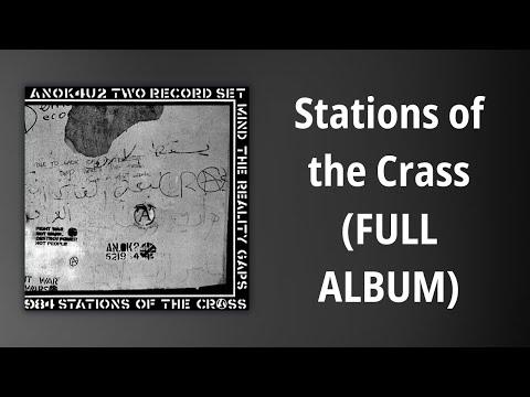 Crass // Stations of the Crass (FULL ALBUM)
