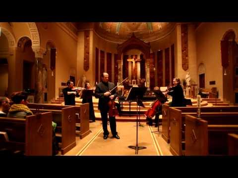 Telemann: Viola Concerto in G Major - HD