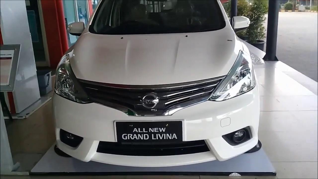 Gambar Grand Livina Xv 2018 Modifikasi Mobil