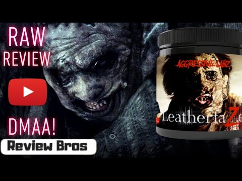 🔴 LEATHERFAZE RAW PRE-WORKOUT REVIEW! BY AGGRESSIVE LABZ!