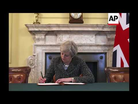UK / Russia / Germany / Belgium / Gibraltar / Spain – Brexit