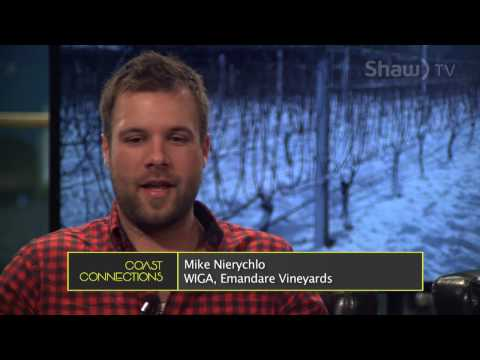 Making Wine on Vancouver Island - Coast Connections w/ Elizabeth Heinz