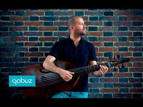 François Joubert-Caillet : session et interview Qobuz
