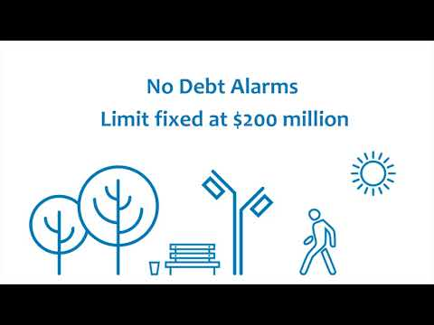 Long Term Plan 2018 2028 Key Issues: Debt and Rates